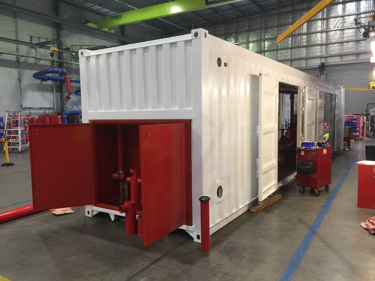 Sea Containers - Container Modifications in Perth, Fremantle, WA